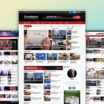 Free WordPress Theme CoverNews Review