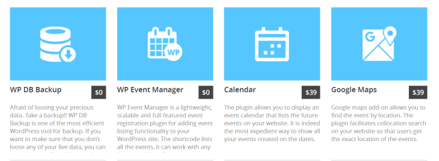 Event Management Plugin