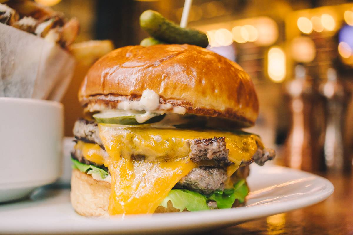 The Dearborn Cheeseburger, Chicago