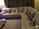 Luckiest Mama ever! Look at all those stockings!!! Bless!!