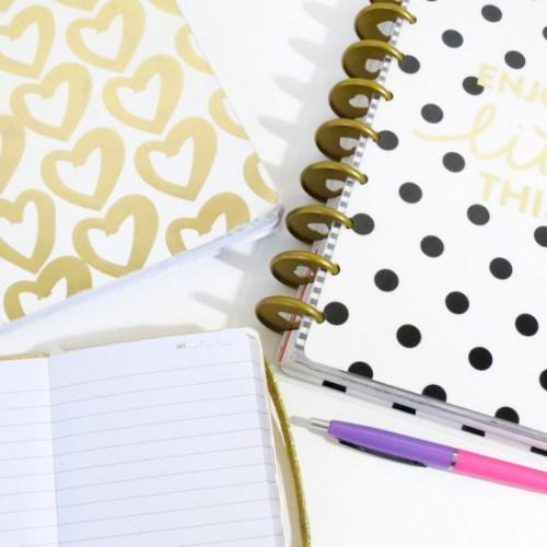 日記をつける、振り返る