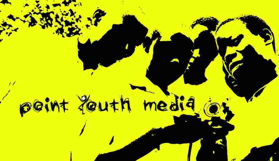 Point Youth Media business card_front