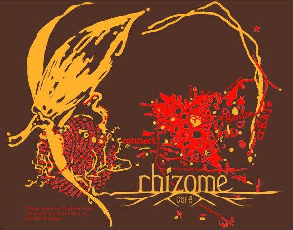 Afuwa Rhizome T-shirt