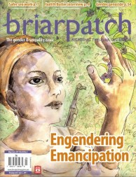 Briarpatch cover image by Afuwa, May 2011