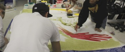 Anti-Racism project w youth from LOVE BC