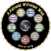 AFWW Logo - 9 Cornerstones