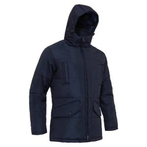 Navy Blue Winter Bubble Jacket AFYM-7003