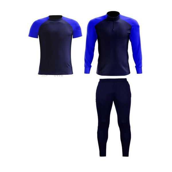 Blue and Black Training Pack AFYM-8000