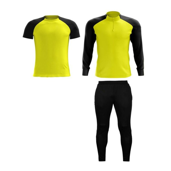Yellow and Black Training Pack AFYM-8005
