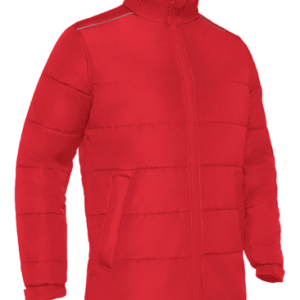 Red Winter Bubble Jacket AFYM-7000