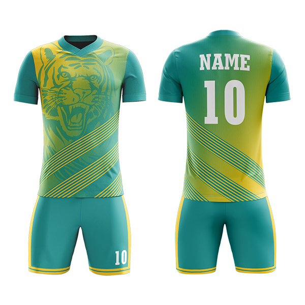 Tiger Sublimation Soccer Kits AFYM:2006