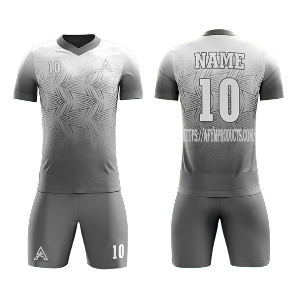 Custom Paneling Sublimation Soccer Kits AFYM:2016