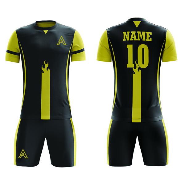 2021 New Custom Sublimation Soccer Kits Designs AFYM:2048