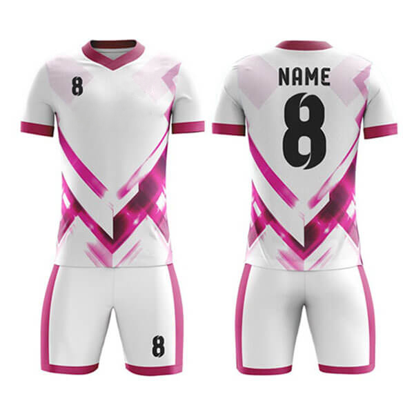 Blue Dark and Light Shaded Sublimation Soccer Kits AFYM:2056