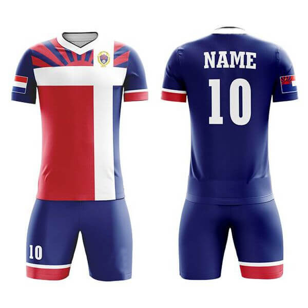 Sublimation Soccer Kits For Men and Women AFYM:2058