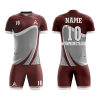 Customize Sublimation Soccer Kit Design For Club AFYM:2061
