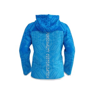 Blue Art Club Sublimation Hoodie AFYM-5011