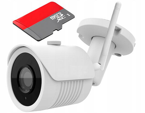 видеокамера с записью на карту памяти