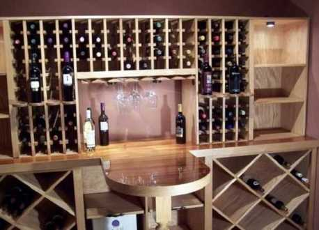 Как организовать погреб для хранения вина