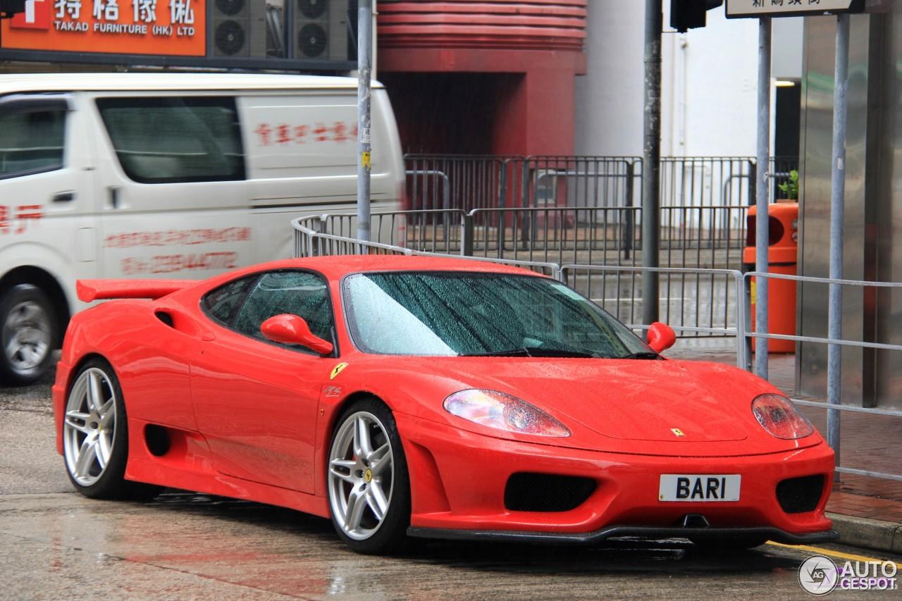 Ferrari 360 Modena Novitec Rosso 5 August 2014 Autogespot