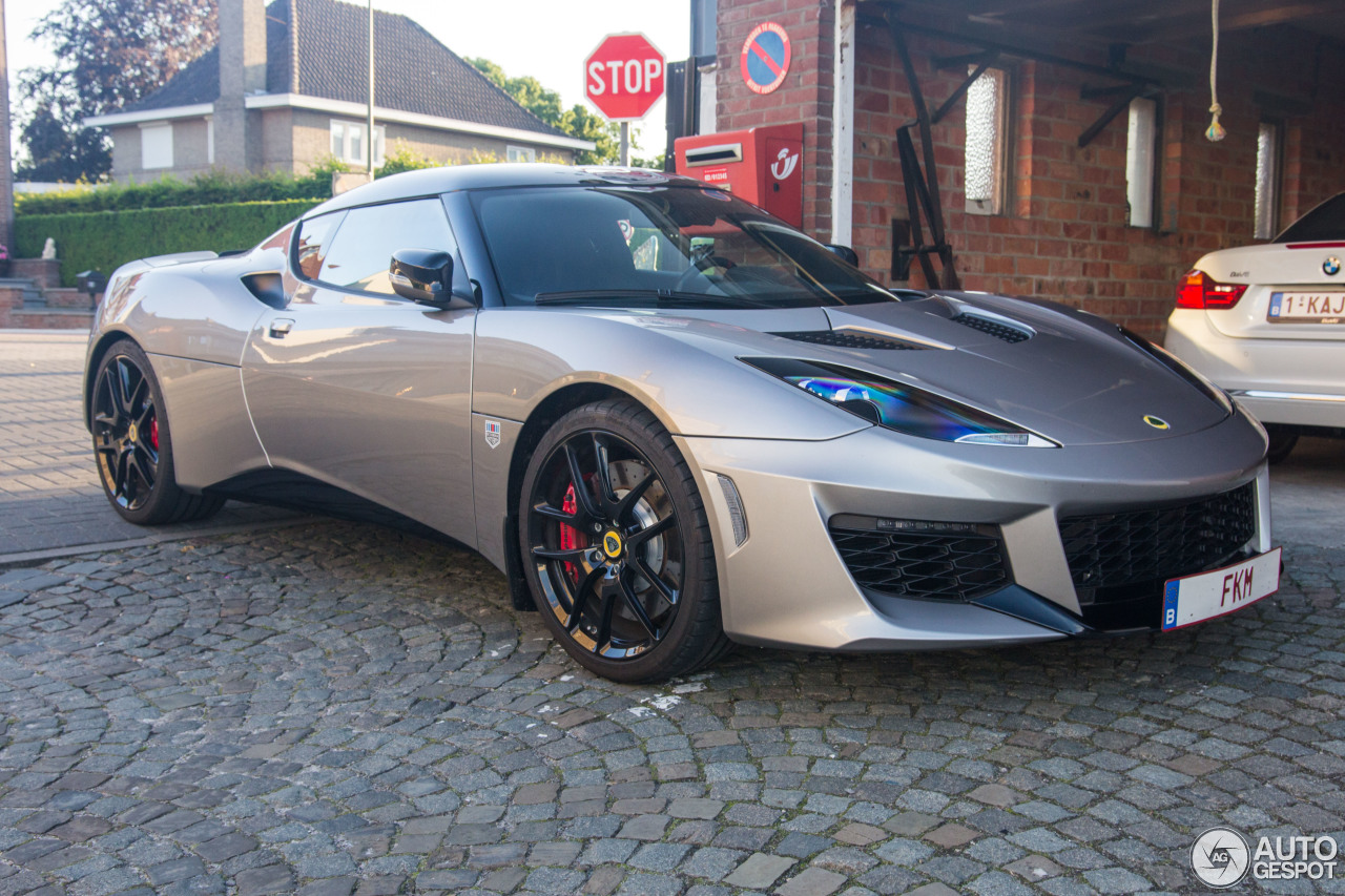 Lotus Evora 400 8 June 2016 Autogespot