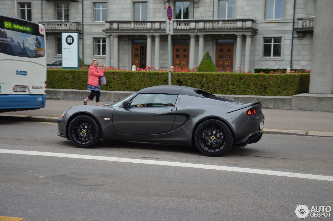 Lotus Elise S3 220 Sport 17 February 2017 Autogespot