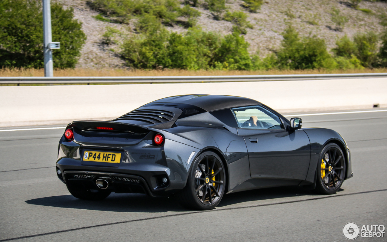 Lotus Evora Sport 410 28 June 2017 Autogespot
