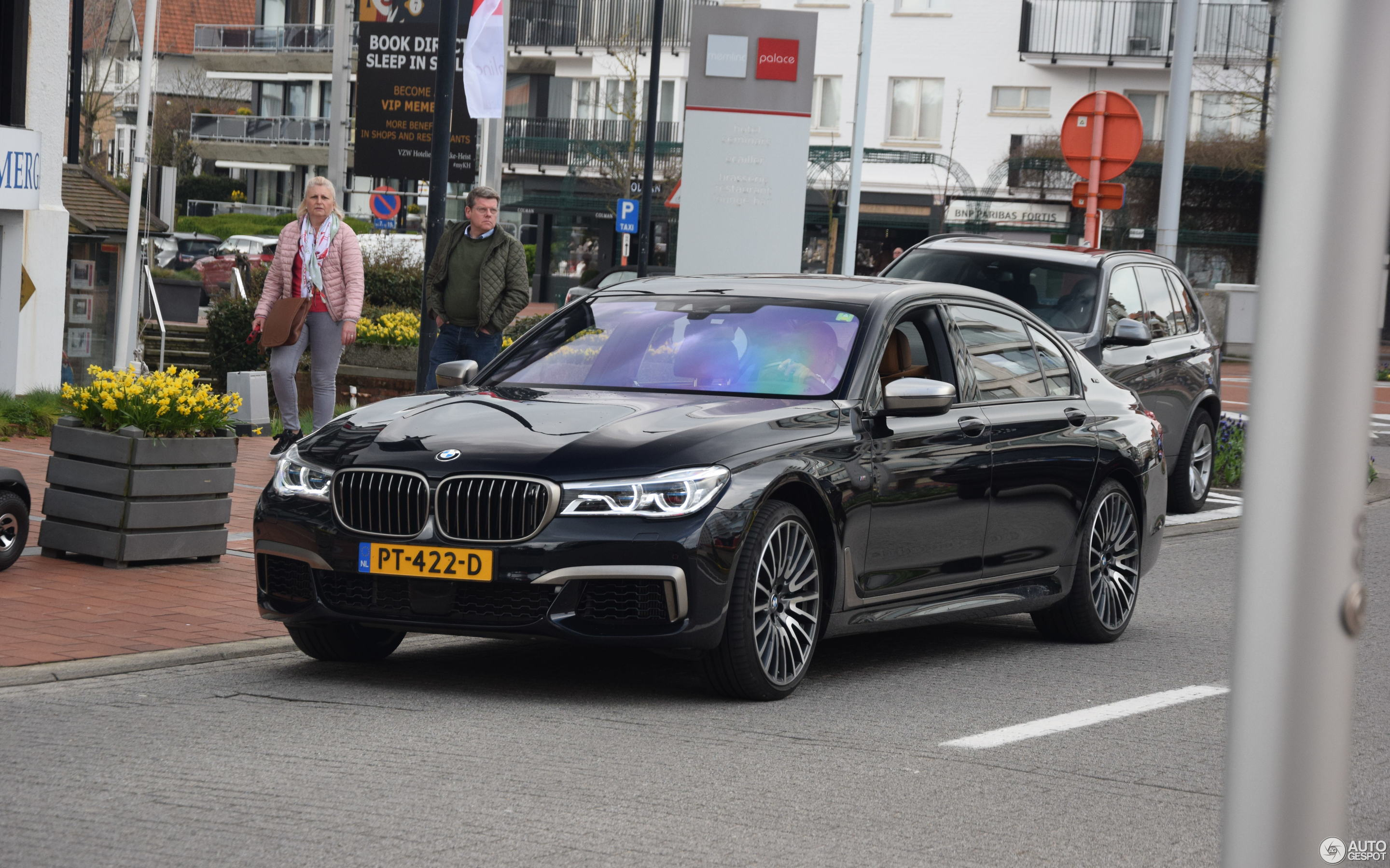 The New Bmw 7 Series Doesn T Look Half Bad After A Nose Job