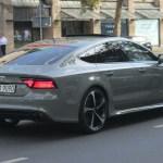 Audi Rs7 Sportback 2015 17 Enero 2019 Autogespot