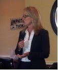 Our September luncheon meeting featured Kimberly Hazen from the Better Business Bureau (BBB).