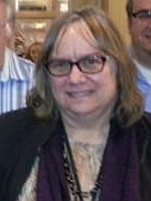 Chapter President, Mary Laufenberg, CGFM, CPA