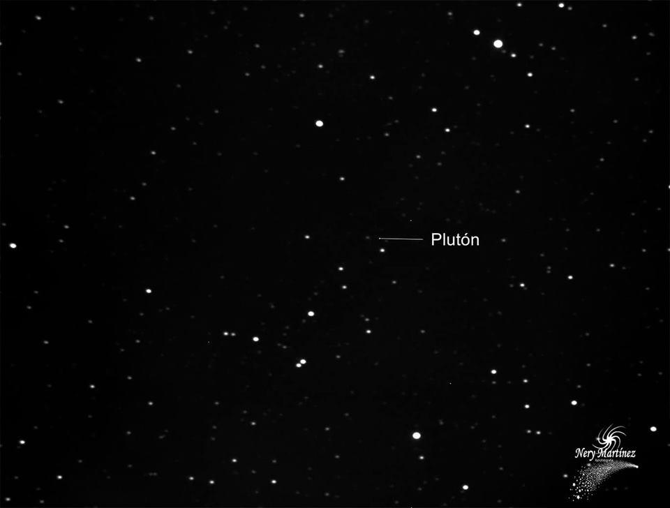 Fotografia principal Pluton capturado