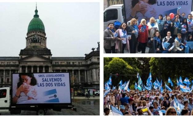 UN JUEZ PARALIZA LA LEY DEL ABORTO EN ARGENTINA