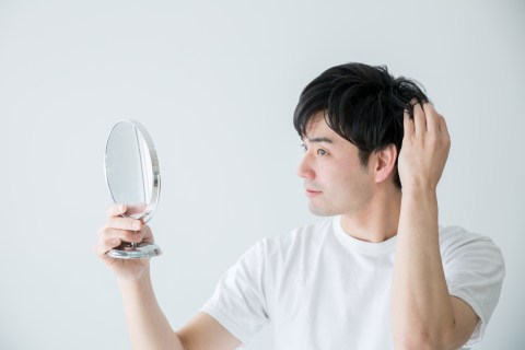 初期脱毛中の対策