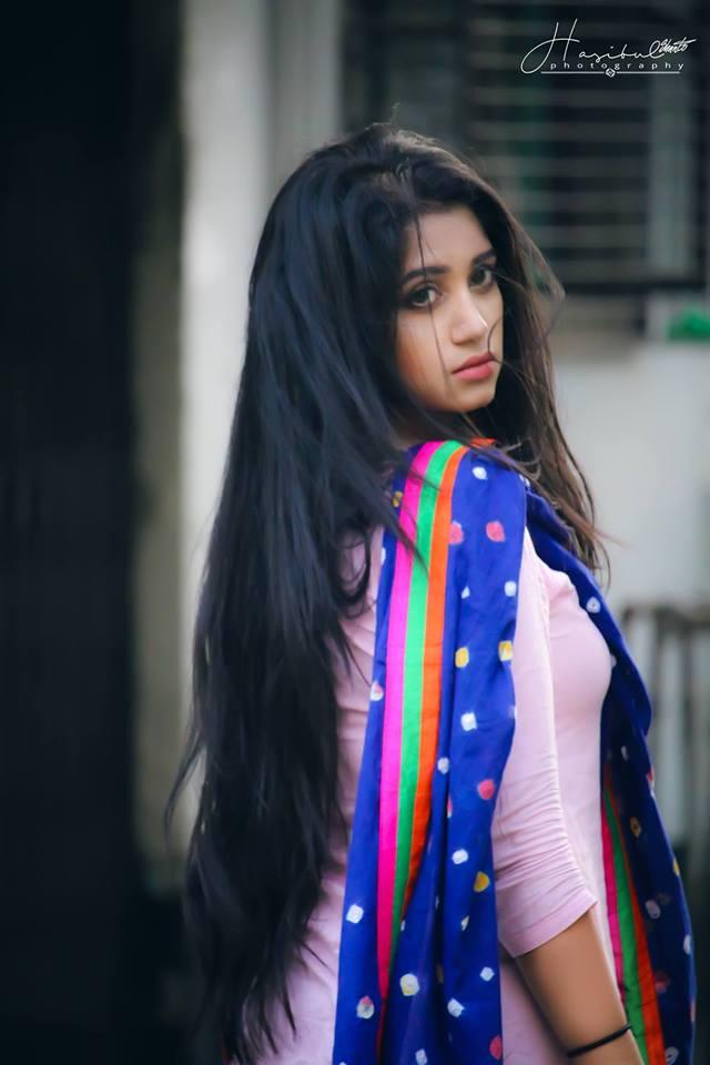 Bangladesh Model & Actress Shahtaj Monira Hashem Bio and Images 25