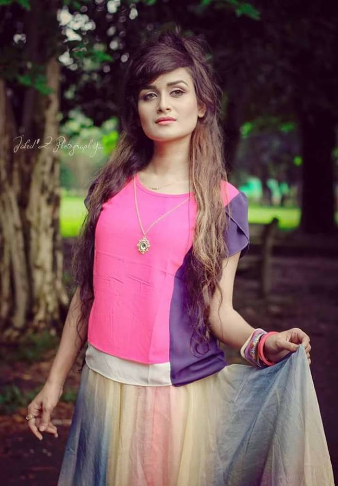 Nadia Nodi Bangladeshi Model & Actress 19
