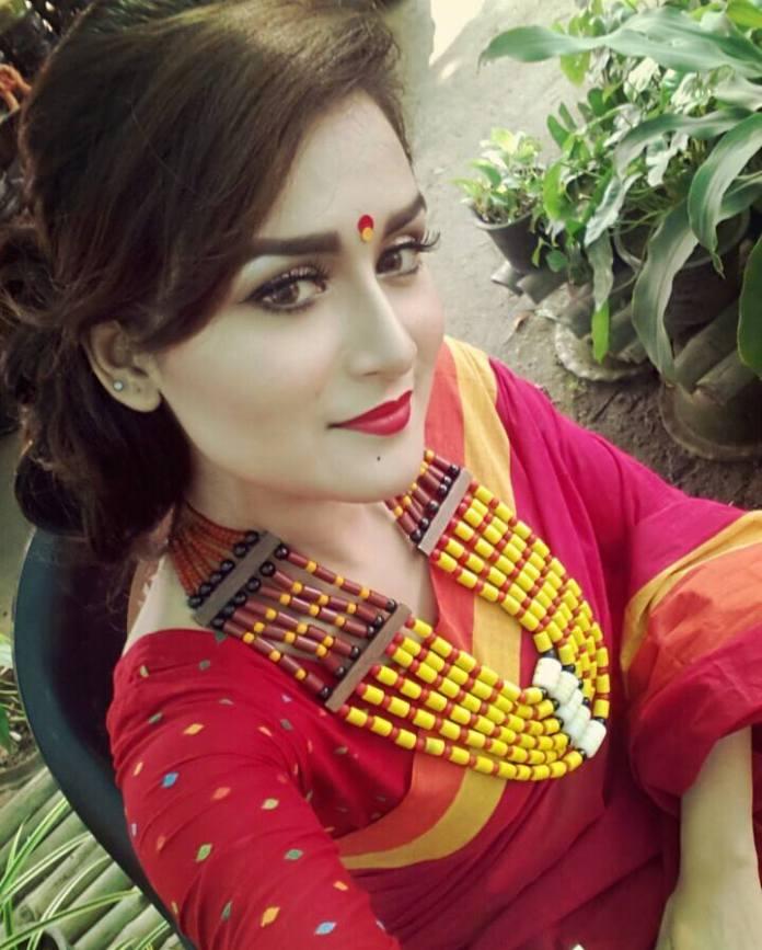 Nadia Nodi Bangladeshi Model & Actress 2