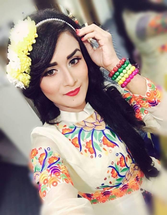 Nadia Nodi Bangladeshi Model & Actress 39