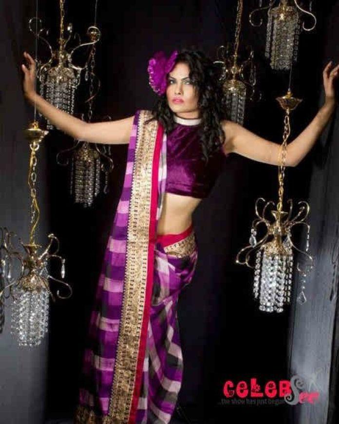 Hasin Roushan Bangladeshi Model's Unseen Photo 9