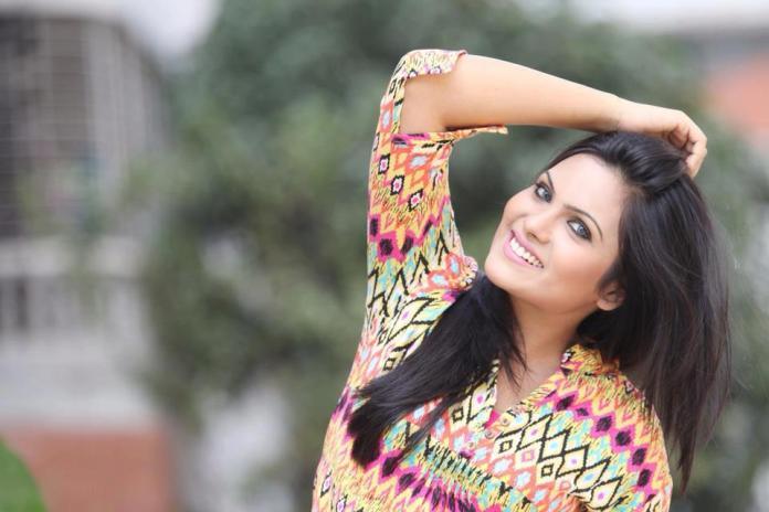 Hasin Roushan Bangladeshi Model's Unseen Photo 12