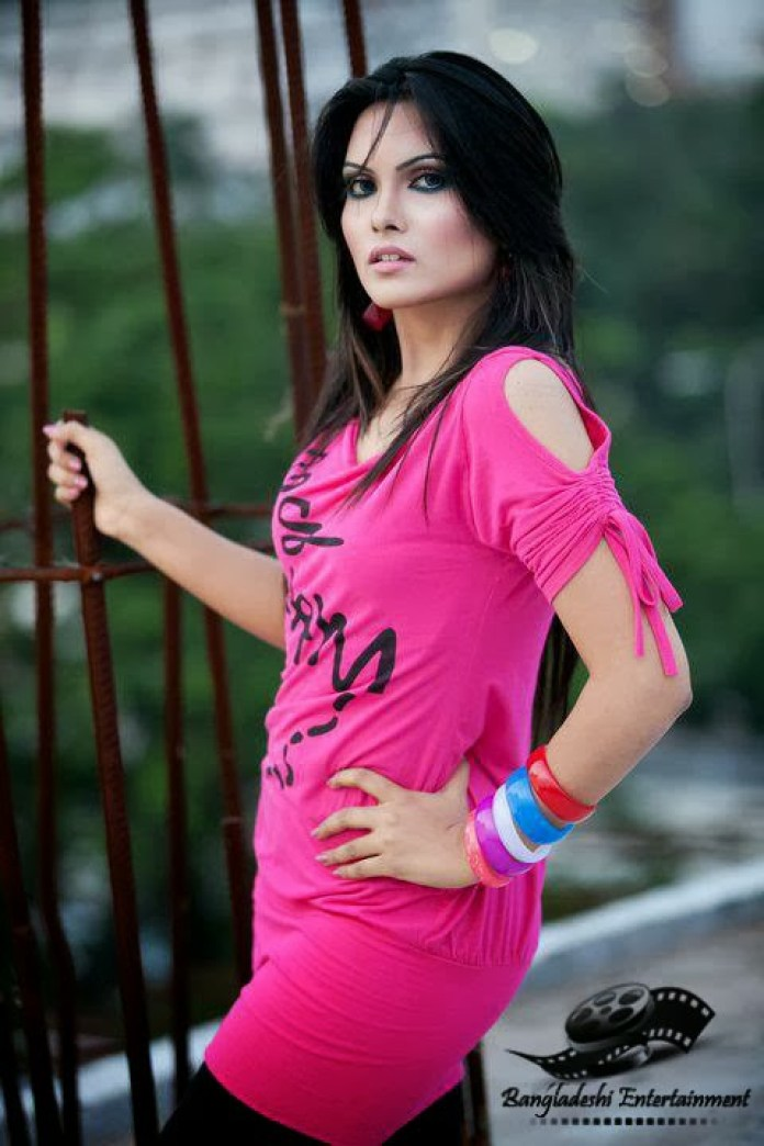 Hasin Roushan Bangladeshi Model's Unseen Photo 18