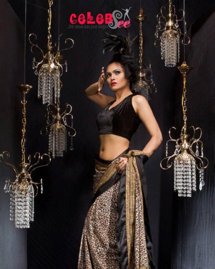 Hasin Roushan Bangladeshi Model's Unseen Photo 4