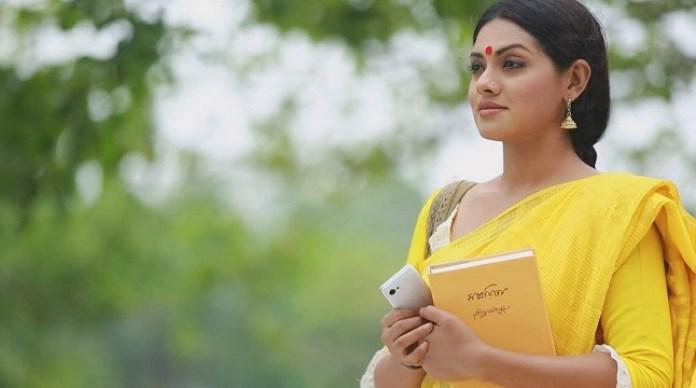 Nusrat Imrose Tisha Bangladeshi Model & Actress 1
