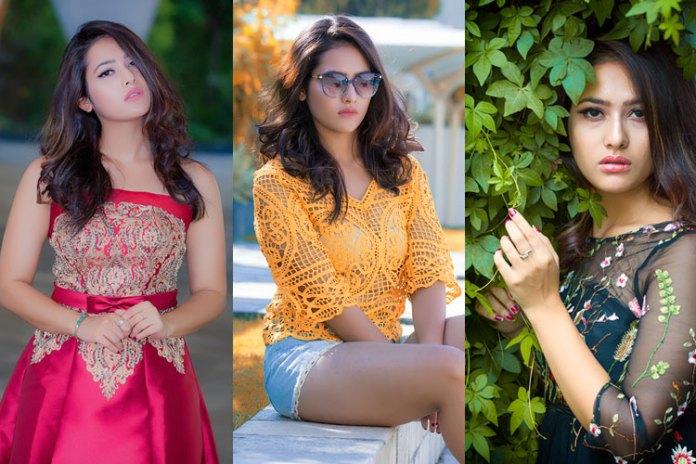 Rebika Gurung Pictures and Short Bio 1