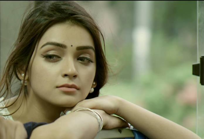 Bangladeshi Model & Actress Sharlina Hossain 19