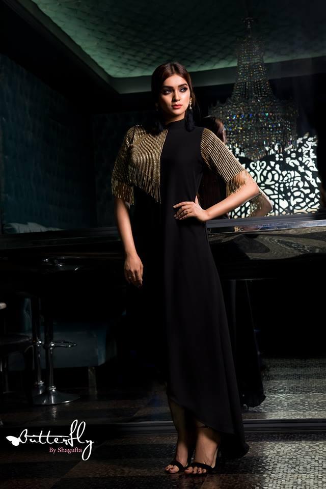 Bangladeshi Model & Actress Sharlina Hossain 11