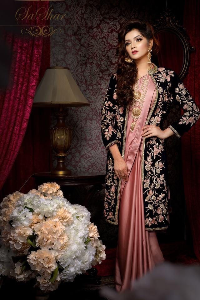 Bangladeshi Model & Actress Sharlina Hossain 20