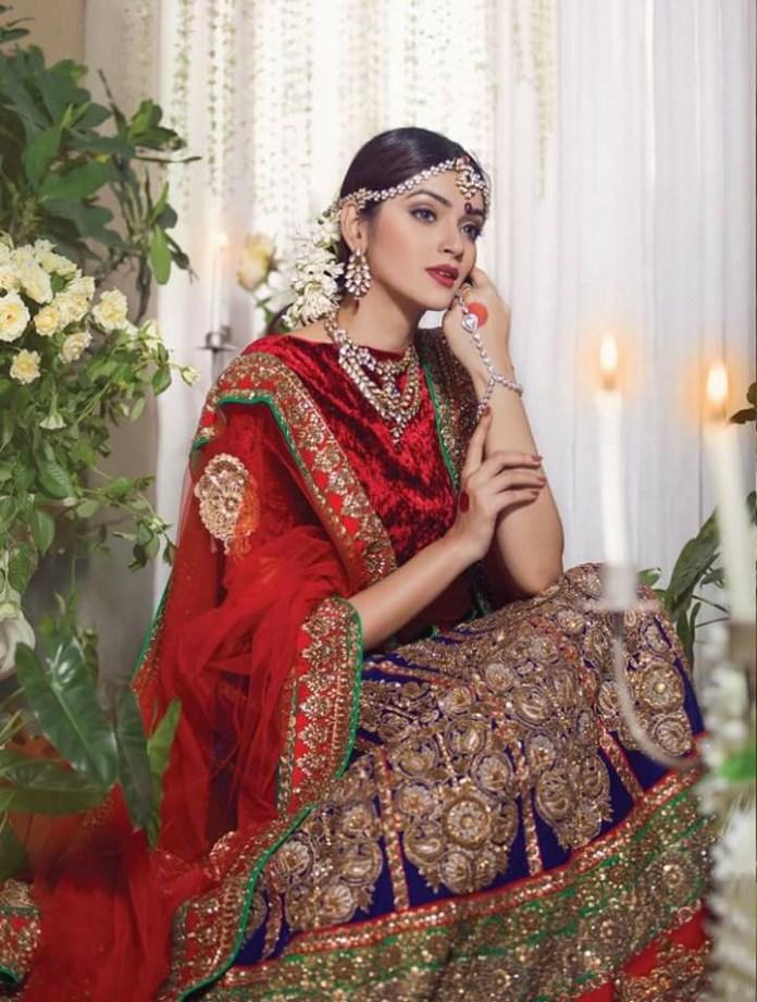 Bangladeshi Model & Actress Sharlina Hossain 23