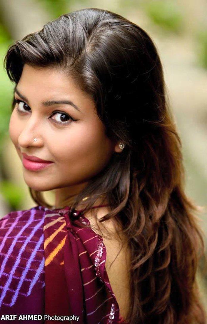 Bangladeshi Actress Nowrin Jahan Khan Jenny Short Biography & Pictures 3