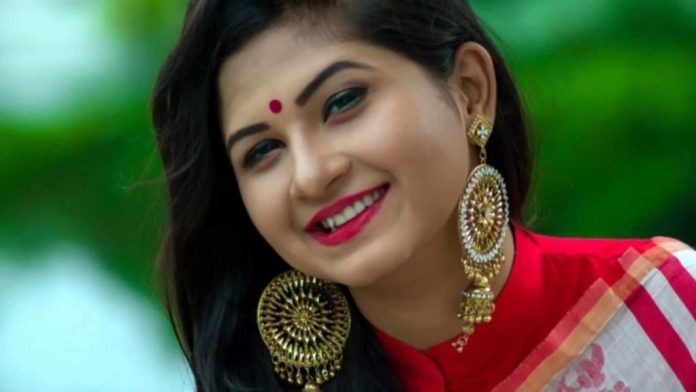 Bangladeshi Actress Orchita Sporshia Short Biography & Pictures 7